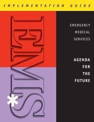 EMS Chapters - NHTSA EMS