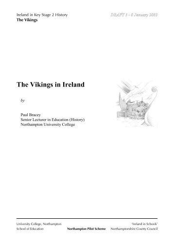 O:\02_IiS_GEN\WP History & Citizenship units 2 ... - Ireland in Schools