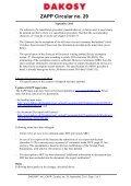 ZAPP Circular no. 29 - DAKOSY Datenkommunikationssystem AG - Page 2