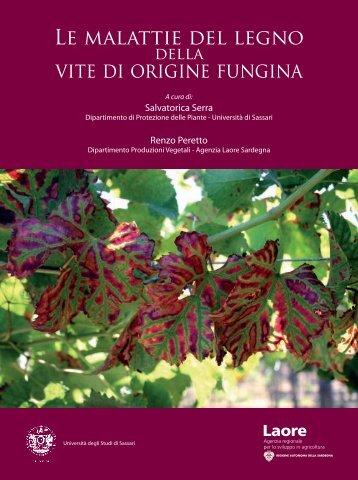 Le malattie del legno della vite di origine fungina - Sardegna ...