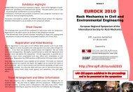 EUROCK 2010 - ISRM