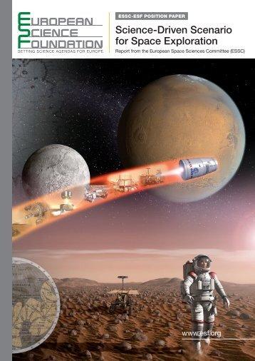Space Exploration_01.pdf - European Science Foundation
