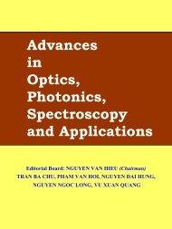 Proceedings - Viện Vật lý