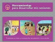 Herramientas para desarrollar mis sesiones - conafe.edu.mx