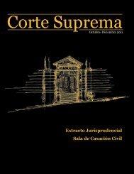 2011 Extracto Jurisprudencial 4 Trim - Corte Suprema de Justicia