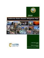 Chapter 1 - Hazard Mitigation Web Portal - State of California