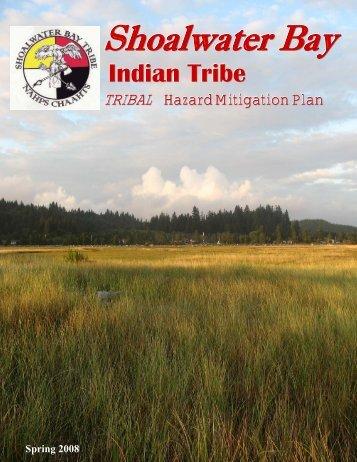 Shoalwater Bay Indian Tribe Hazard Mitigation Plan