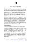 COMITÉ ARGENTINO DE PRESAS BIBLIOTECA del ... - Cadp.org.ar - Page 6
