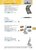 Tools and accessories for bracelets Herramientas y ... - Bergeon SA - Page 7