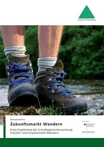 6 Zukunftsmarkt Wandern - Deutscher Wanderverband