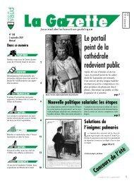 La Gazette - wheelchair.ch
