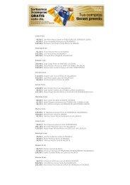Ganadores hasta el 090112 - Caja España-Duero