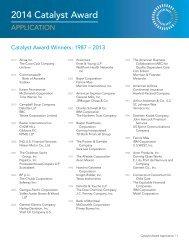 PDF version - Catalyst