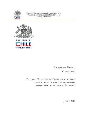 Informe Completo - Ir al sitio antiguo - Ministerio de Energía