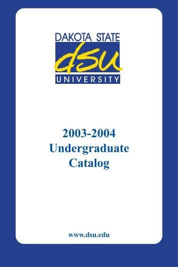 2.3 Mb - Dakota State University