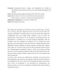 Proseminar (Internationale Politik): Ideologie und Außenpolitik