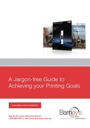 The Jargon-free Printing Guide