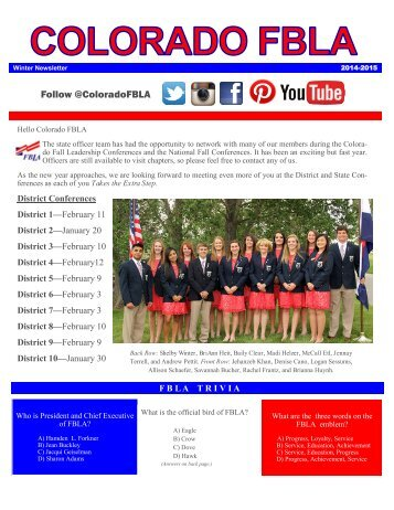 CO-FBLA-2014-2015-Winter-Newsletter