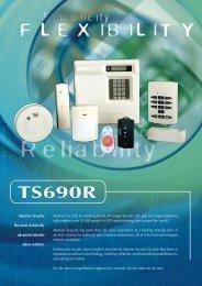 7032CS T5690R datasheet - Cooper Security