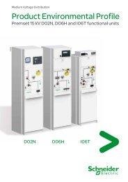 Product Environmental Profile (pdf - 680 Ko) - Schneider Electric