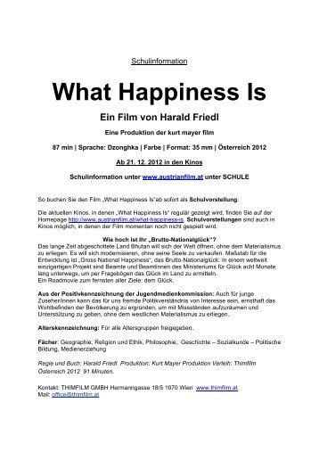 Download des Schulmaterials als pdf - Austrianfilm