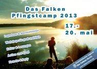 17.- 20. mai - Falken Berlin