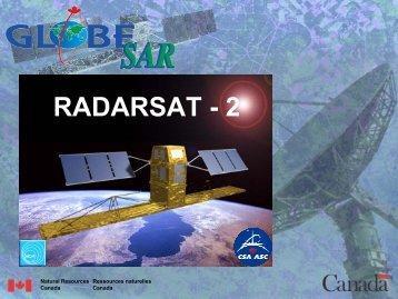 RADARSAT - 2 - Ressources naturelles Canada