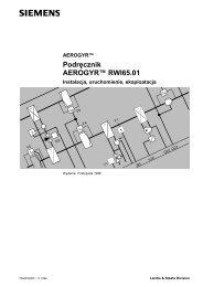 Podręcznik AEROGYR™ RWI65.01 - ALPAT