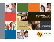 Being Black Is Not a Risk Factor_0