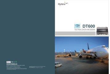 DT600 - TETRA