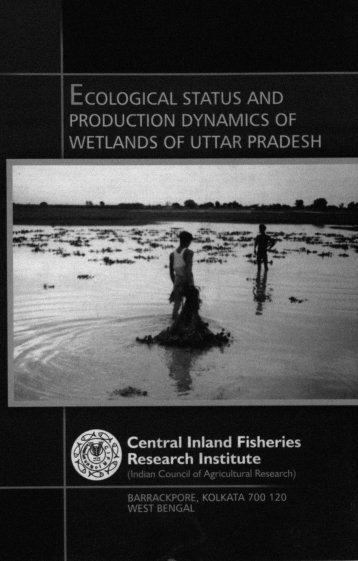 View - Central Inland Fisheries Research Institute
