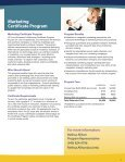 Marketing Programs - UC Irvine Extension - University of California ... - Page 3