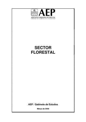 SECTOR FLORESTAL - aep.org.pt