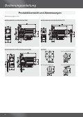 A35AE FU-A60AE FU Bedienungsanleitung Aufsteckantriebe ... - Page 6