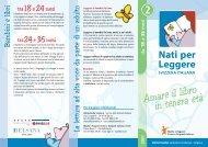 Scarica prospetto da 18 a 36 mesi (pdf) - Buchstart