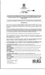 HUC^ñNfl - Secretaría de Cultura, Recreación y Deporte