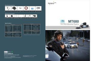 MT680 - TETRA