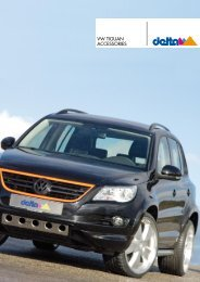 VW TIGUAN ACCESSORIES - Auto-Stieger