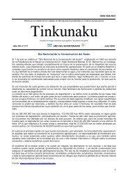 Boletín Tinkunaku n° 117