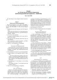 Bundesgesetzblatt Teil 1, Nr. 18 - deNIS