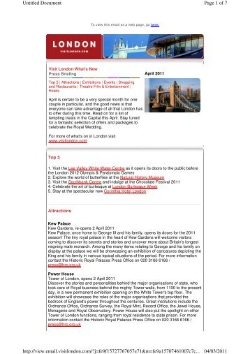Page 1 of 7 Untitled Document 04/03/2011 http://view.email ...