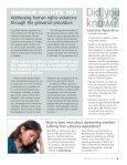 ONA Equity Bulletin - Winter 2011 - Ontario Nurses' Association - Page 3