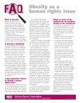 ONA Equity Bulletin - Winter 2011 - Ontario Nurses' Association - Page 4