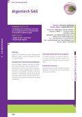 Annuaire Genopole 2010 - Les entreprises - Page 6