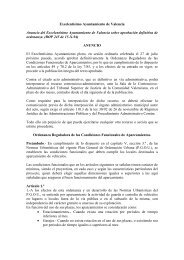 Ordenanza Municipal - Miliarium