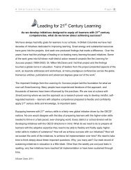 21st century skills - Smart Learning