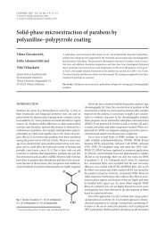 Solid-phase microextraction of parabens by polyaniline–polypyrrole ...