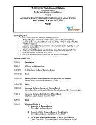 NEW ORLEANS, LA J UNE 25-27, 2013 - Conference Registration