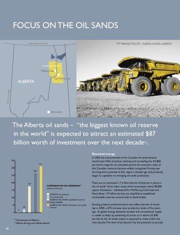 Focus on the Oil Sands (328 KB) - Finning International Inc.