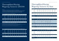 Pages 58-96 - Australian Racing Board
